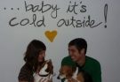 Our First Holiday Card
